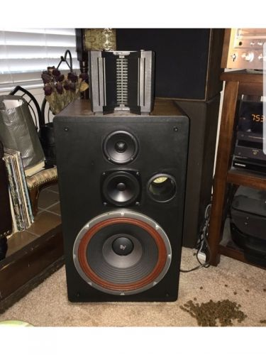 Heil Air Motion Transformer Speakers